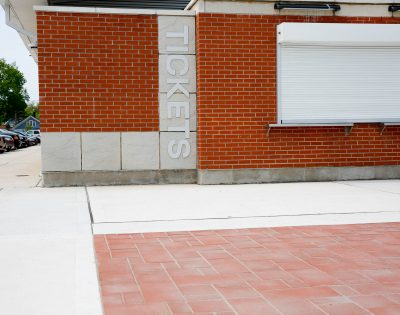 East High commemorative brick pavers available